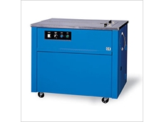 ES101 semi automatic strapping machines available from Australian Warehouse Solutions