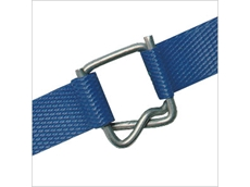 Metal wire strap buckles from Australian Warehouse Solutions