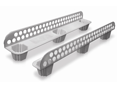 Optiledge eliminates pallets