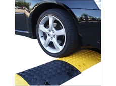 Rhino speed humps available from Australian Warehouse Solutions