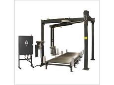 Wulftec WCRT 175 fully automatic stretch wrappers available from Australian Warehouse Solutions