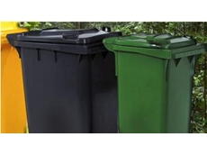 Australian Waste Management wheelie bins, made in Australia by Australians