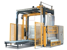 Automatic Pallet Wrappers