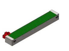 Slat Straight Conveyor Belts