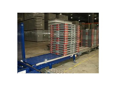 Pallet handling equipment for any application