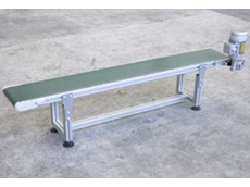 Series 50 belt conveyors offer speeds from 2m/s to 50m/s