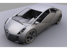 Automotive design software
