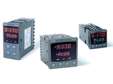 Valve motor drive process controllers