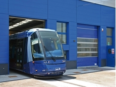 High Speed and Safe Ditec Rapid Roll Doors from Automatic Doors
