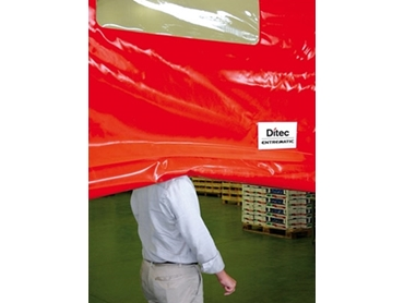 Completely safe for your workers with Ditec Fast Roller Doors