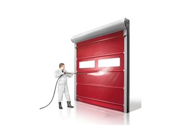 High Speed Doors with precision movement