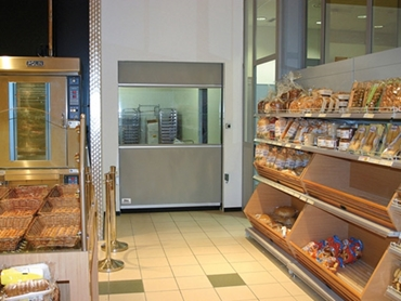 Rapid Door options to suit every commercial application