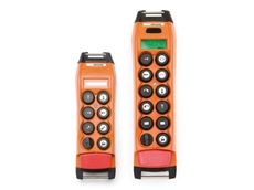 TM70 series hand held pushbuttons are ideal for use in industrial lifting applications
