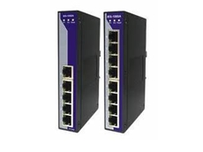 Industrial Slim Type Unmanaged Ethernet Switches
