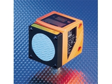IFM O1D100 compact laser sensors are compact and accurate