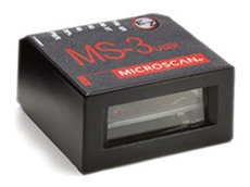 Microscan Compact Laser Barcode Scanners from Automation Systems and Controls