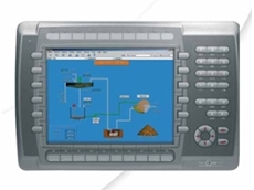The E1000 Series HMI touch panel