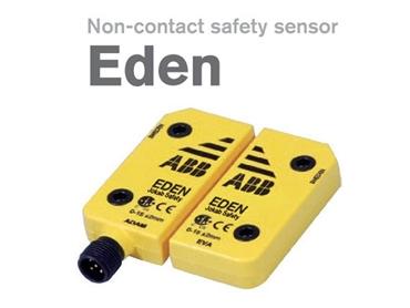 Eden Non-contact safety sensor