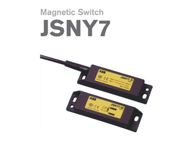 Magnetic Switch for gates, hatches and position control