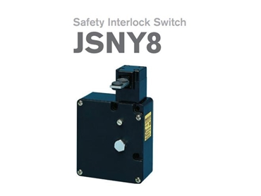 Safety Interlock Switch for gates and hatches