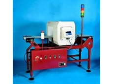 The Garmentchek is suitable for the inspection of bulky products.