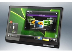 The slimline, energy efficient APC-18WS touch screen PC from Avalue Technology