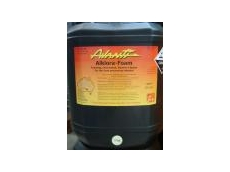 Avanti Chemicals' Alklora-Foam food plant cleaning chemical for cleaning highly alkaline surfaces
