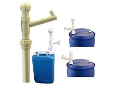 Ezi-Action drum pumps can be used with a variety of non-solvent based viscous liquids
