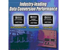 Avnet Electronics Marketing presents AD7982 18-bit ADC from Analog Devices