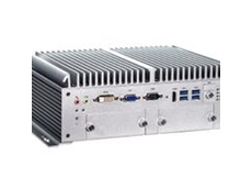 Axiomtek's 16-PoE Fanless Embedded System with E-Mark, EN 50155 for Vehicle and Railway Markets