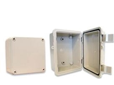 Three more non-metallic enclosures available from B&R