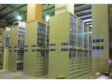 BAC drawer storage modules
