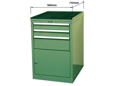 Hard wearing under bench storage for long lasting strength