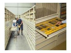BAC dust control modules