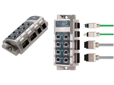 Push-pull variant of PROFINET IO-Link master modules