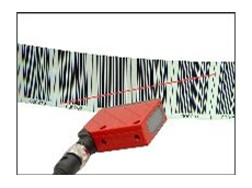 BPS 8 barcode positioning system.