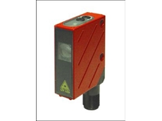 Leuze electronic series 8 sensor.