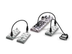 Balluff's IO-Link actuator/sensor hubs