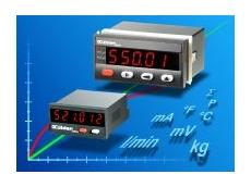 CODIX 550-555 series process displays.