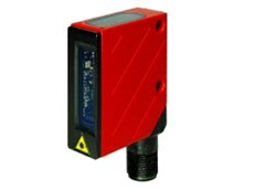 The Leuze BCL8 barcode reader.