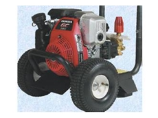 APSPetrol series of pressure cleaners from BAR Group
