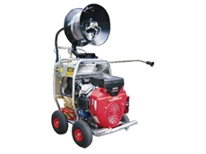 eXtreme Jetter drain cleaning jetter