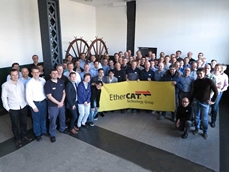 70 participants attended ETG's 2015 Spring European EtherCAT Plug Fest in Hamburg, Germany