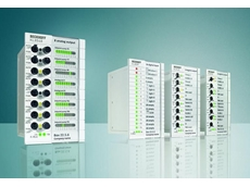 Digital and analogue I/O modules from the BECKHOFF's Bus Terminal solutions range