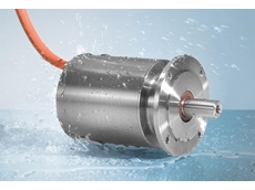 BECKHOFF's new 'hygienic design' AM8800 stainless steel servomotor
