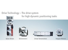 Beckhoff Automation Drive Technology for High Dynamic Positioning Tasks