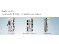 Beckhoff Automation Modular Bus Terminal System for Automation