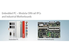 Modular DIN Rail IPCs and Industrial Motherboards