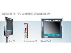 Beckhoff Automation Robust Industrial Design PCs with Highest Performance Components