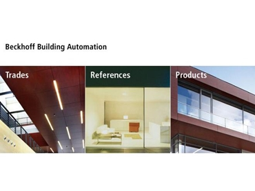 Beckhoff Building Automation Technology